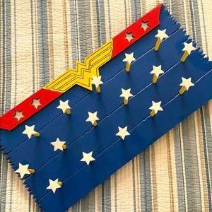 Wonder Woman Medal Rack